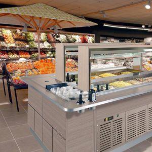 buffet refrigerato centralizzato