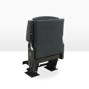 poltrona per auditorium moderna / in poliuretano / per tribuna telescopica