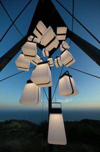 lanterna in alluminio