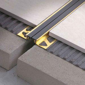 giunto di dilatazione in alluminio