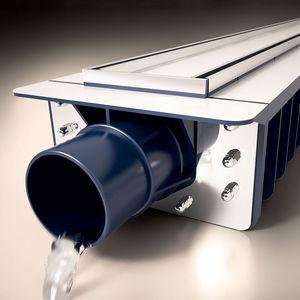 canaletta di drenaggio in ABS