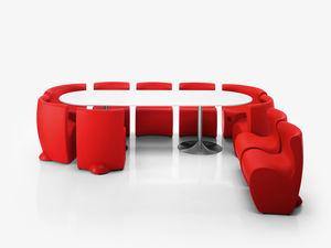 set tavolo e sedia design originale