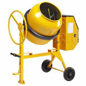 betoniera mobile / compatta / elettrica