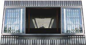 finestra da tetto scorrevole