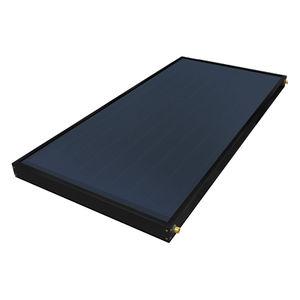 collettore solare termico piano / per scaldare l'acqua / isolante / per tetto