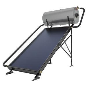 scaldacqua solare / da appoggio / orizzontale / professionale