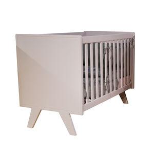 letto per neonato moderno / in legno / 120x60 cm