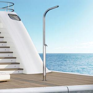doccia da esterno per piscina / solare / multifunzione / all'italiana
