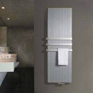 scaldasalviette ad acqua calda / in alluminio / moderno / da bagno