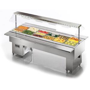 buffet neutro per self-service