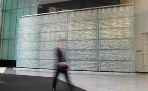 pannello decorativo in vetro