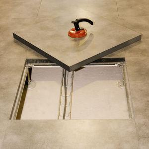 pannello per pavimento sopraelevato in agglomerato