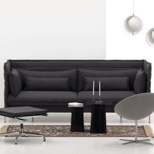divano moderno / in tessuto / di Ronan & Erwan Bouroullec / 3 posti