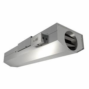 ventilatore assiale / estrattore / estrattore di fumo / a soffitto