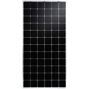 pannello fotovoltaico monocristallino / vetro-vetro / black / PID free
