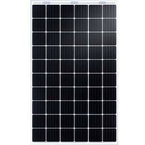 pannello fotovoltaico monocristallino / vetro-vetro / senza telaio / PID free
