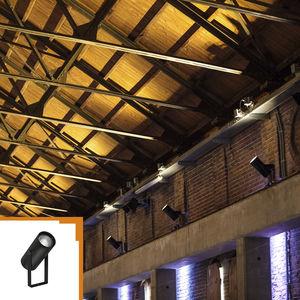 faretto da soffitto / a muro / da pavimento / da interno