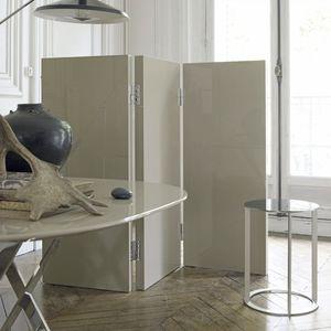 paravento moderno / in legno / di Antonio Citterio
