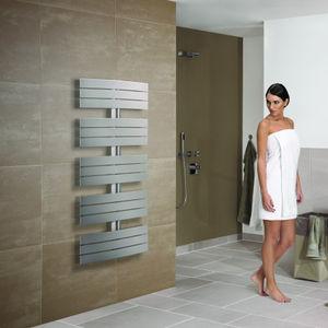scaldasalviette ad acqua calda / in metallo / moderno / da bagno