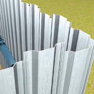 palancola in metallo / di consolidamento