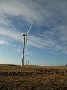 sistema di monitoraggio per impianto eolico