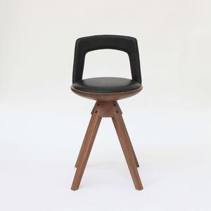 sedia alta design scandinavo