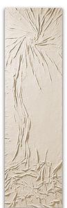 radiatore elettrico / in pietra / moderno / rettangolare