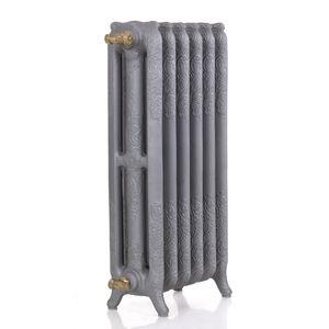 radiatore ad acqua calda / in ghisa / classico / rettangolare