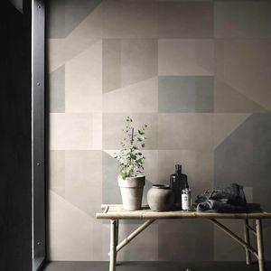 piastrelle da interno / da parete / in gres porcellanato / rettangolari
