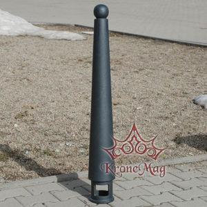 colonna di protezione / in ghisa / fissa / per parcheggio