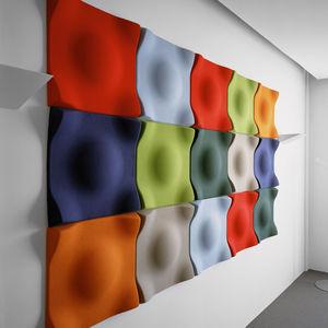 pannello acustico a muro