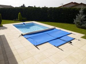 protezione per piscina termica