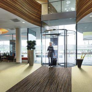 tappeto d'ingresso per edifici pubblici / in poliammide / antisporco / tufted