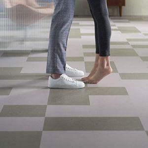 pavimento in linoleum