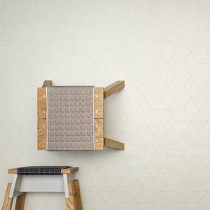 pavimento in linoleum / residenziale / a quadrotte / con motivo stampato