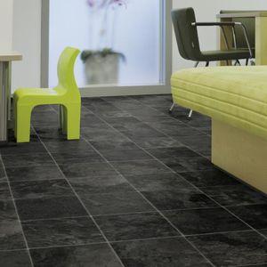 pavimento in tessuto / per il settore terziario / a quadrotte / a doghe