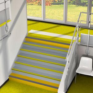 rivestimento per scalino in vinile