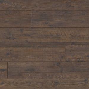 pavimento laminato in castagno / aspetto legno / per uso residenziale / PEFC