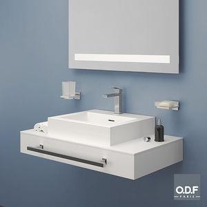 piano lavabo in Fenix NTM