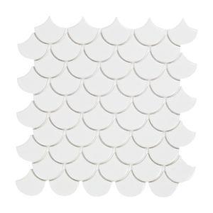 mosaico da interno / da parete / in gres porcellanato / rettangolare