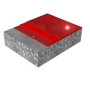 pavimentazione in calcestruzzo / epossidica / conduttrice / per il settore terziario
