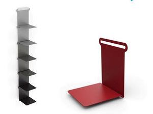 scaffale modulare / a muro / portariviste / moderno