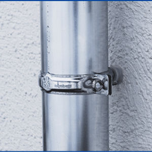 sistema di ancoraggio in acciaio galvanizzato