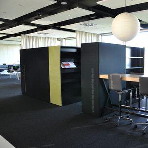 scaffalatura mobile per stoccaggio / per ufficio / per archivio / meccanica