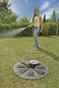 kit recupero acqua piovana per giardino