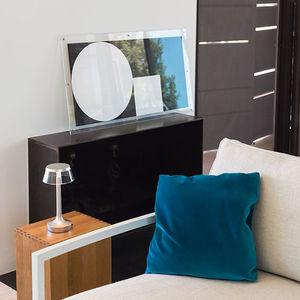 lampada da tavolo / moderna / in alluminio / in PMMA
