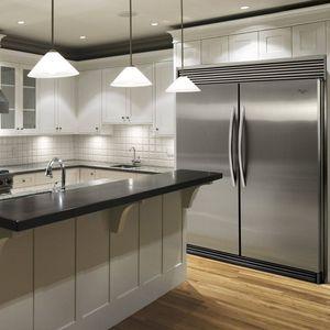 congelatore ad armadio / in acciaio inox