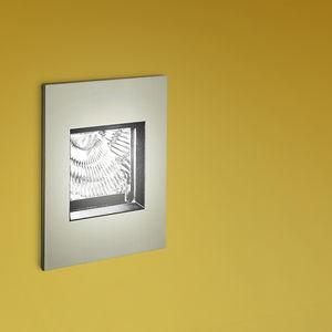 luce da incasso a soffitto / da incasso a muro / LED / quadrata