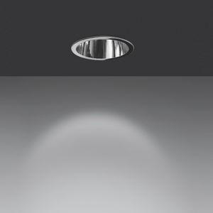 downlight da incasso a soffitto