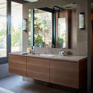 piano lavabo in Corian®